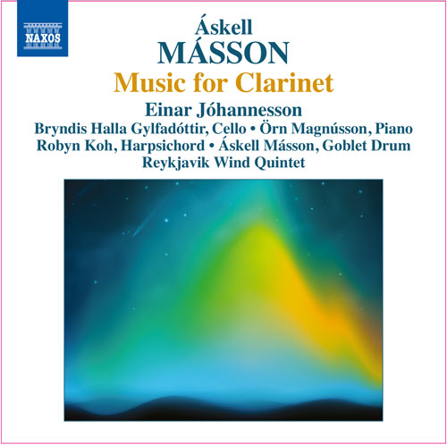 Einar Johannesson Askell Masson, Music for clarinet