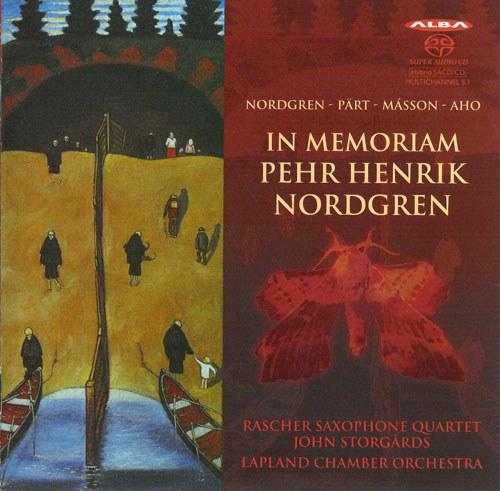 Raschér Saxophone Quartett In Memoriam Pehr Henrik Nordgren