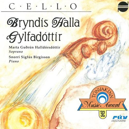 Brandis Halla Gylfadottir Cello