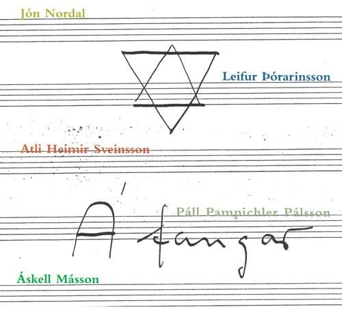 Various artists Áfangar