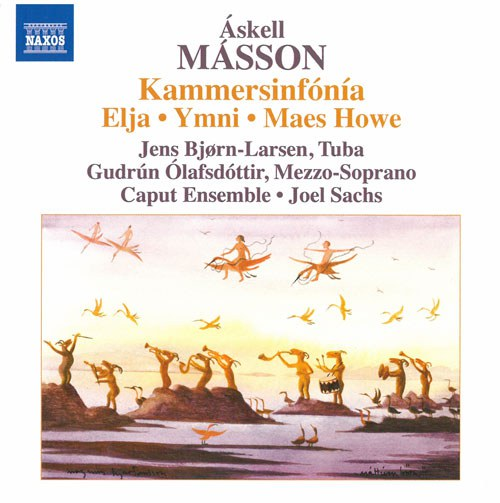 Caput Ensemble Askell Masson